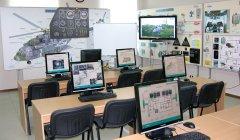 Учебный класс с Автоматизированной обучающей системой