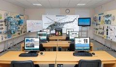 Один из Учебных классов вертолета Ми-171