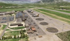 Airport Ajaccio - Napoleon Bonaparte