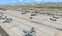Bagram Air Base, Afghanistan