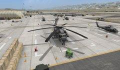Base aérea Bagram, Afganistán