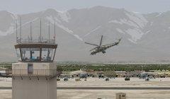 Air base Bagram, Afghanistan
