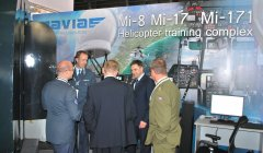 "Scientific and Production Association ""AVIA"" participated in the ITEC 2015 exhibition held in Prague."