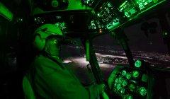 Применение очков ночного виденья на FFS Mи-17В5