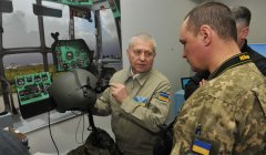Opening of new simulator training center for crews operating MI-8MTV (MI-17), MI-17V5, MI-171and MI-24 helicopters